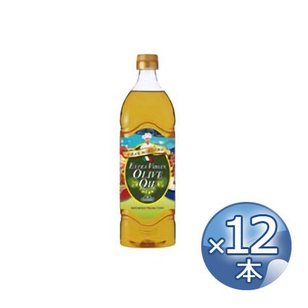 モンテベッロ エキストラヴァージン オリーブオイル 1L PET<12本セット> 《food》 【 バージンオイル 油 Montebello Olio Extra Vergine di Oliva 】 【 ※ご注文後のキャンセル・返品・交換不可。 】