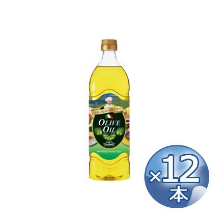 モンテベッロ ピュア・オリーブオイル 1L <12本セット> 《food》 【 油 Montebello Olio di Oliva 】 【 ※ご注文後のキャンセル・返品・交換不可。 】