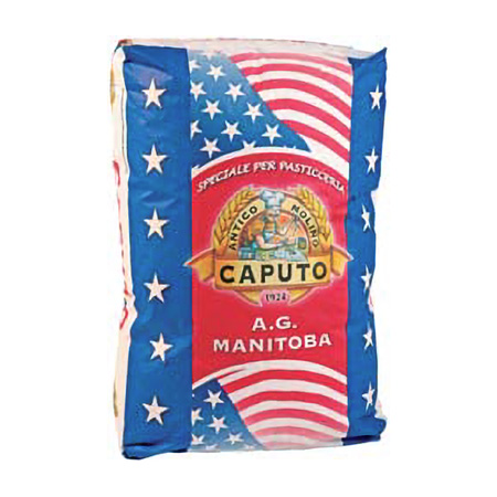 カプート マニトバ 25kg×1袋 《food》 【 イタリア お菓子作り用小麦粉 Caputo Manitoba Farina di Grano Tenero Tipo
