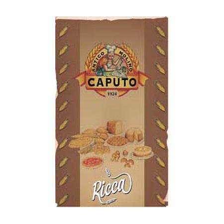 """カプート リッカ 25kg×1袋 《food》 【 イタリア パン・ピザ用小麦粉 Caputo Ricca Farina di Grano Tenero Tipo """"0"""" 】 【 ※ご注文後のキャンセル・返品・交換不可。 】"""