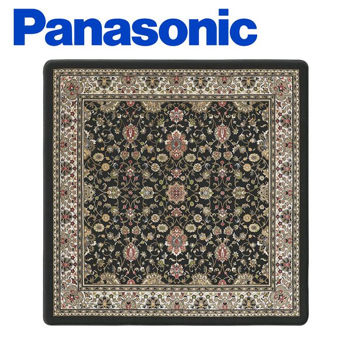 Panasonic 着せ替えカーペット セットタイプ DC-2HAB10-K <2畳相当> 《 パナソニック ホットカーペット 電気カーペット 暖房 》