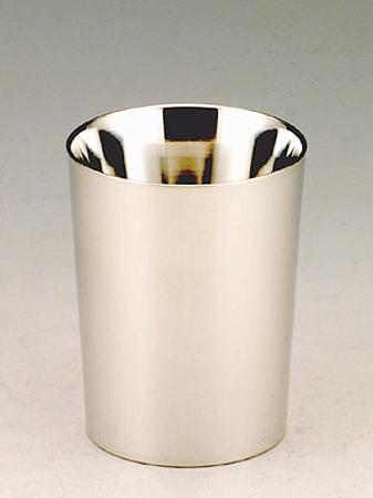 【送料無料】大阪錫器 上燗コップ 一杯五勺<90mL>( キッチンブランチ )
