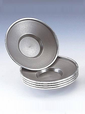 【送料無料】大阪錫器 茶托 みやび 【桐箱入り】( キッチンブランチ )