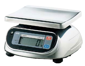 A&D 防水・防塵デジタルはかり SL-WPシリーズ<SL-20KWP>20kg【smtb-tk】( キッチンブランチ )