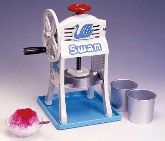 スワン ミニ手動式氷削機 小さな南極【smtb-tk】( キッチンブランチ )