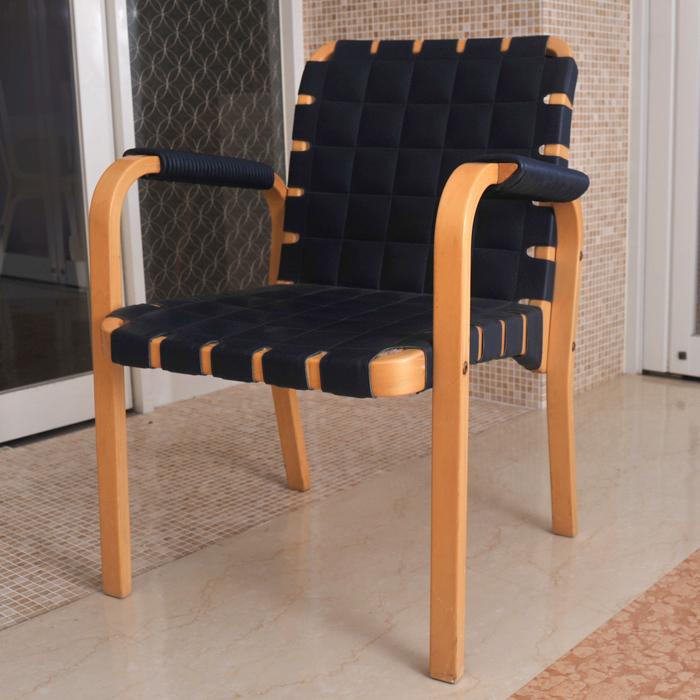 【 アンティーク 】 アルテック アームチェア 45 《 ビンテージ vintage ヴィンテージ 》 【 artek イス 椅子 】( キッチンブランチ )