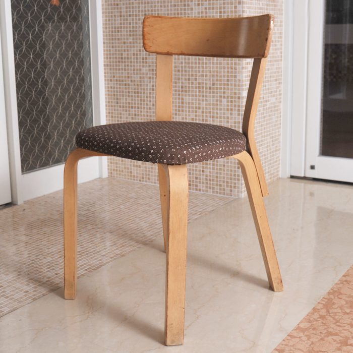 【 アンティーク 】アルテック チェア 69 《 ビンテージ vintage ヴィンテージ 》 【 artek イス 椅子 】( キッチンブランチ )