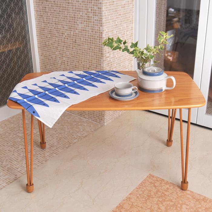 【 アンティーク 】イルマリ・ラッパライネン テーブル 《 ビンテージ vintage ヴィンテージ 》 【 Ilmari Lappalainen 】( キッチンブランチ )