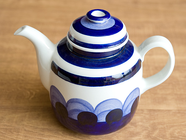 【アンティーク Arabia アラビア】Arabia/アラビア Paju パジュ コーヒーポット 《ビンテージ/vintage/ヴィンテージ》( キッチンブランチ )