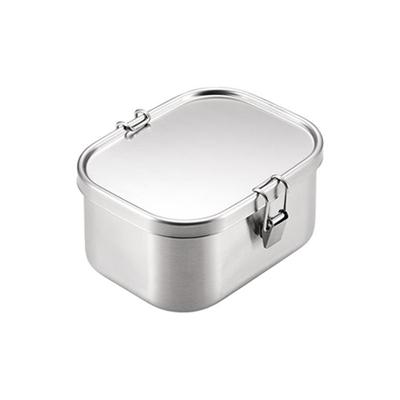 セール品 工房アイザワ 高品質新品 UTILE serve-pot 角容器深型 止金付き 6301 S