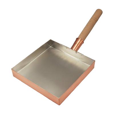 工房アイザワ 純銅製 玉子焼 21cm (70083)( キッチンブランチ )