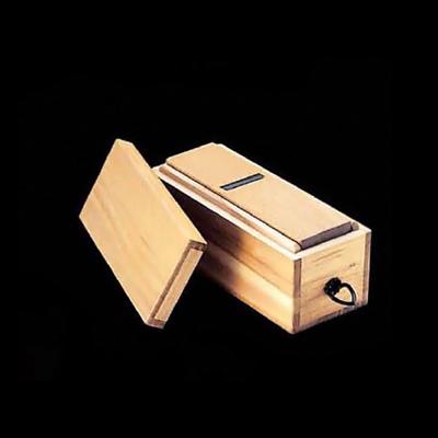 工房アイザワ 純銅製 本桐かつお削箱(10024)( キッチンブランチ )