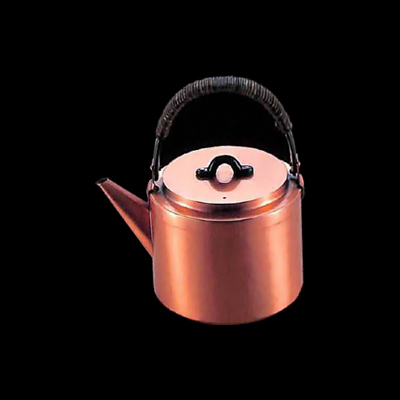 工房アイザワ 純銅製品 男の台所 グループ80ポテト ポテト・ケトル 2.2L (8000-7)( キッチンブランチ )