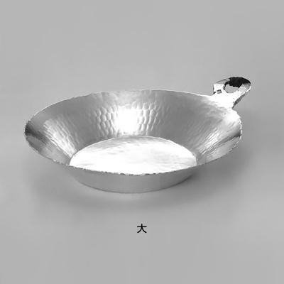 工房アイザワ 銀器 純銀打出深皿 (大)( キッチンブランチ )