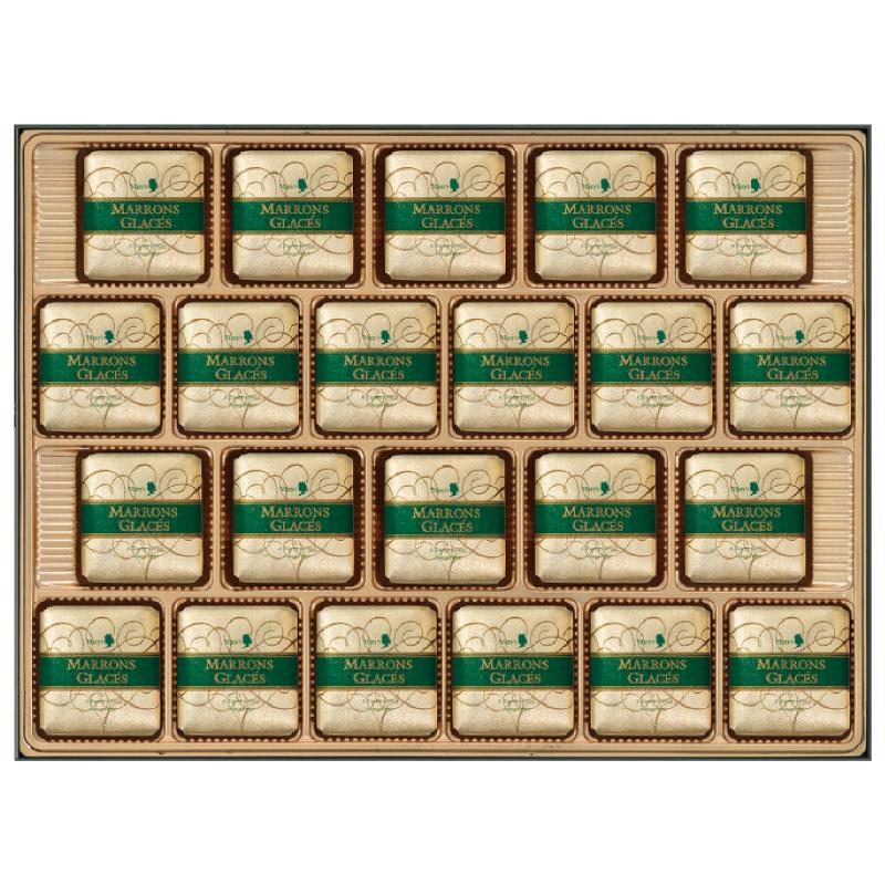 メリーチョコレート マロングラッセ MG-G 《 ギフト プレゼント 御祝 内祝 》
