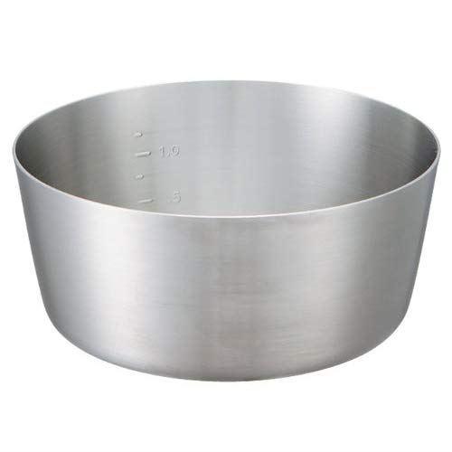 キングデンジ ヤットコ鍋(目盛付)27cm