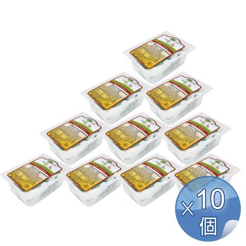 ダル・モリーゼ 冷凍ブッラティーナ 250g(125g×2) <10個セット> 【冷凍便でお届け】 【 ※ご注文後のキャンセル・返品・交換不可。 】