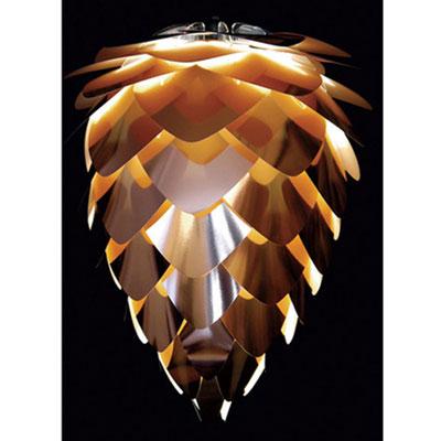 北欧 照明 UMAGE Silvia ミニ Conia Copper 1灯式 コードホワイト( キッチンブランチ )