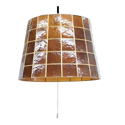 北欧 照明 LuCerca Roxas アンバーペンダントライト 3灯式 コードブラック( キッチンブランチ )