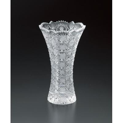 ラスカボヘミア マイア 花瓶(MA-803)( キッチンブランチ )