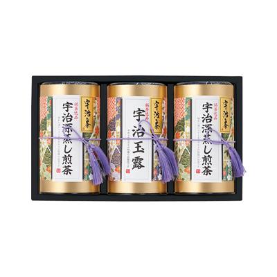 芳香園製茶 宇治銘茶詰合セ(HEU-803)( キッチンブランチ )