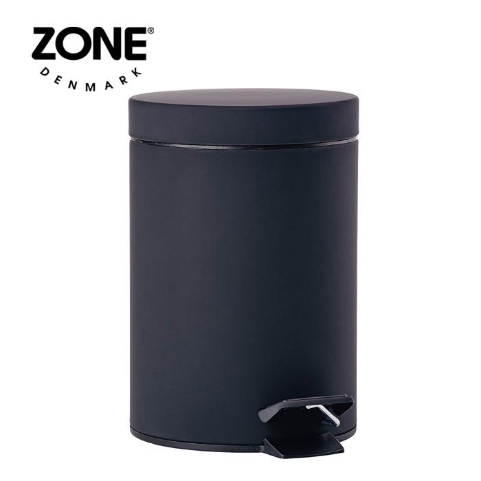 ZONE NOVA ONE ペダルビン 361079 ブラック 【 ダストボックス ゴミ箱 ゾーン ノヴァ デンマーク 北欧デザイン 】( キッチンブランチ )