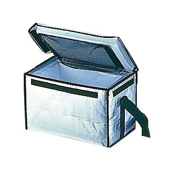 保温・保冷用ボックス ED バッグS型 ブロック無( キッチンブランチ )