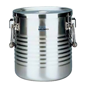 THERMOS/サーモス 18-8 真空断熱容器 (シャトルドラム) 吊付 JIK-S08(JIK-S08)<吊付>( キッチンブランチ )