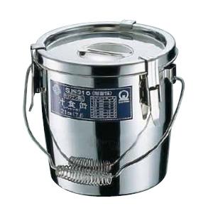 SA モリブデン パッキン付汁食缶 (シリコンゴム) 24cm<24cm>( キッチンブランチ )