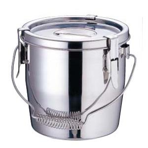 SA モリブデン フック脱着式汁食缶 (シリコンゴム) 24cm<24cm>( キッチンブランチ )