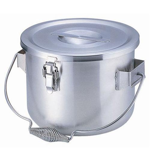 Murano/ムラノ 18-8 真空食缶 (フック付) 4L<4L>( キッチンブランチ )