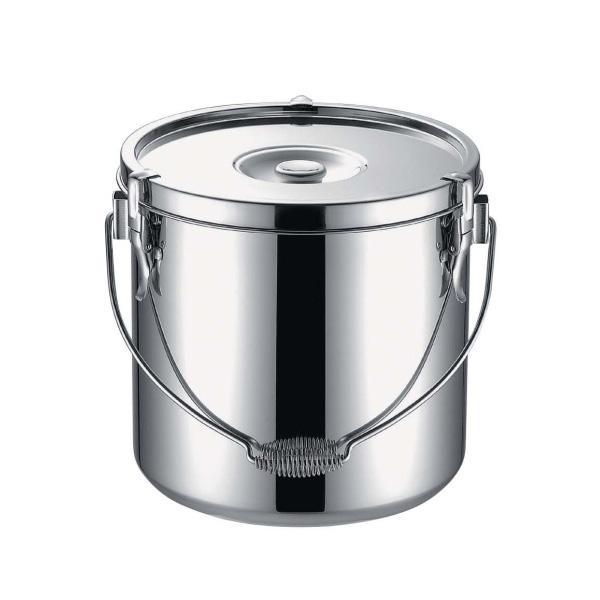 KO 19-0電磁調理器対応給食缶 33cm(両手)<33cm(両手)>( キッチンブランチ )