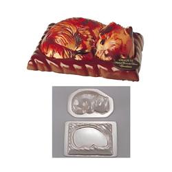 激安正規品 デコレリーフ ) チョコレートモルド ネコ EU-698(EU-698)( デコレリーフ ネコ キッチンブランチ ), LADYCOCO:9550525a --- hortafacil.dominiotemporario.com