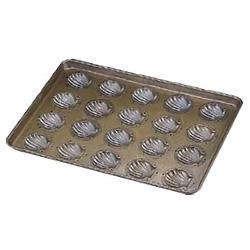 シリコン加工 ほたて貝型 天板(20ヶ取) <20ヶ取>( キッチンブランチ )