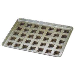 シリコン加工 フォーマル型 天板 (35ヶ取)<35ヶ取>( キッチンブランチ )