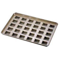 シリコン加工 ホール型 天板 (30ヶ取) <30ヶ取>( キッチンブランチ )