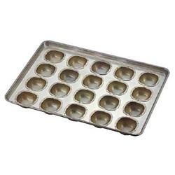 シリコン加工 角わん型 天板(20ヶ取) <20ヶ取>( キッチンブランチ )