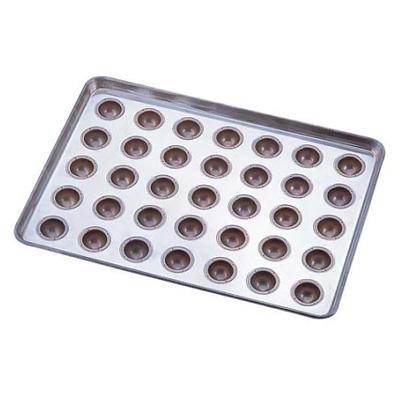シリコン加工 わん型40高 天板 35連( キッチンブランチ )
