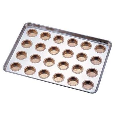 シリコン加工 カステラカップ型 天板 24連( キッチンブランチ )