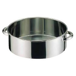 SA 18-8 手付洗桶 45cm<45cm>( キッチンブランチ )