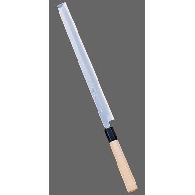 SA 佐文 青鋼 蛸引 (片刃) 24cm<24cm>( キッチンブランチ )