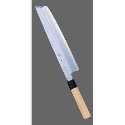SA 佐文 青鋼 骨切 (片刃) 33cm<33cm>( キッチンブランチ )