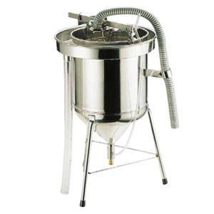 超音波 ジェット洗米器 KO-ME(給水ホースφ15) 70型(5升用)<70型>( キッチンブランチ )