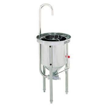 水圧 洗米器 FRW15W (FRW15W)<洗米能力15kg>( キッチンブランチ )