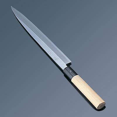 SA 雪藤 柳刃 (片刃) 24cm<24cm>( キッチンブランチ )