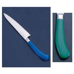 エコクリーン TKG-PRO(プロ) 業務用 抗菌カラー庖丁 ペティーナイフ(両刃) 12cm グリーン<グリーン>( キッチンブランチ )