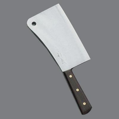 杉本 (全鋼) チャッパーナイフ (両刃) 18.5cm 4031(4031)<18.5cm>( キッチンブランチ )