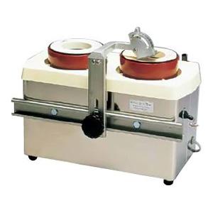 水流循環式 電動刃物研機 ツインシャープナー MSE2W型(MSE2W)( キッチンブランチ )