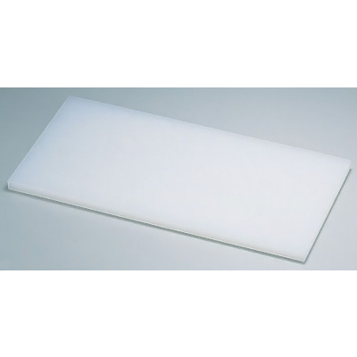 山県 K型 プラスチックまな板 K11A 1200×450×H30mm(K11A)<1200×450×H30mm><メーカー直送品>( キッチンブランチ )