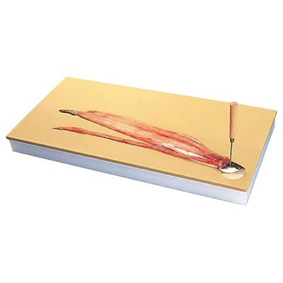 鮮魚専用 プラスチックまな板 4号(4号)<750mm×330mm><メーカー直送品>( キッチンブランチ )
